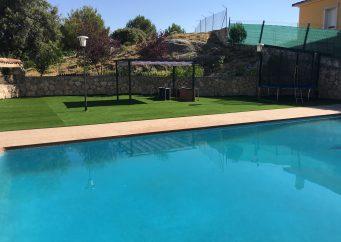 Proyecto de rehabilitación de piscina particular
